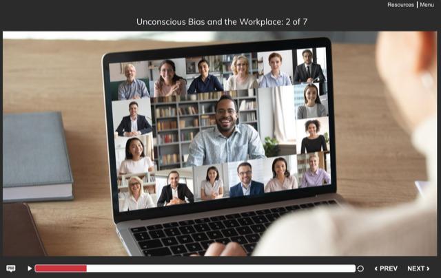 Course virtual meeting